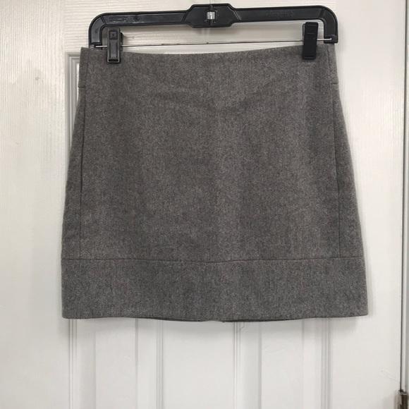 J. Crew Dresses & Skirts - JCrew Wool Skirt
